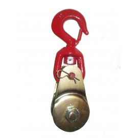 AJ Snatch block for lifting, traction or deflection