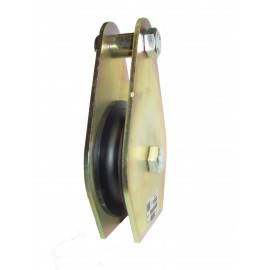 Compensator pulley